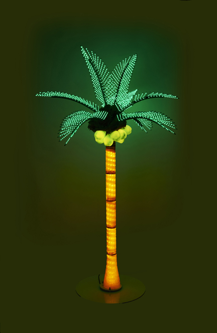9ft Palm GreenLit OL