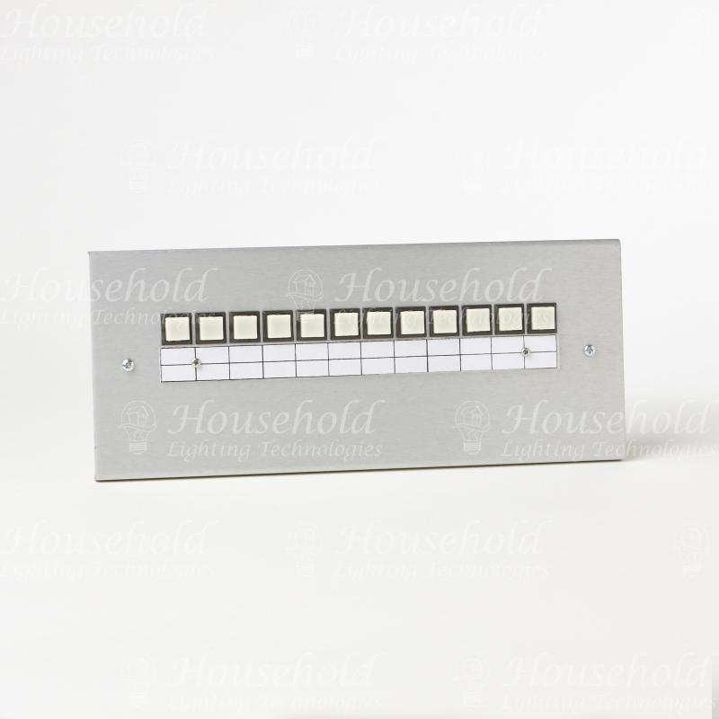 730 Door Alarm 92144100 & Door Security Annunciator Panel