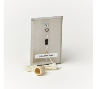 Pull Cord Emergency Station With LED Indicator